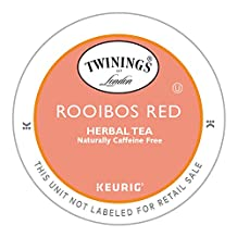 Twinings African Rooibos Tea Capsule, Compatible with Keurig K-Cup Brewers, 24-Count