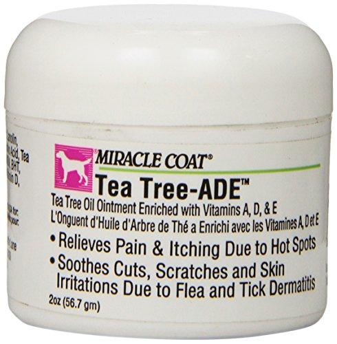 (Miracle Coat Tea Tree Skin & Coat for Dogs - Ade)