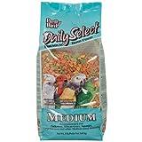 Pretty Bird International BPB79117 20-Pound Daily Select Premium Bird Food, Medium by Pretty Bird