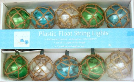 Nautical Outdoor String Lights - 1