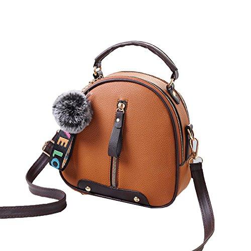 Diagonal Nouveau Petit Portable Package Sac Spring Bandoulière Orange Carré À Sacs xw8fII