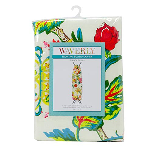 WAVERLY Home Expressions Ironing Board Cover (Graceful Garden)