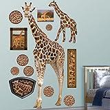FATHEAD Giraffe Graphic Wall Décor