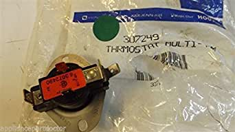 Maytag Clothes Dryer Cycling Thermostat 307249