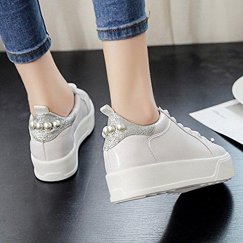 Scarpe Da Donna Suole Spesse Scarpe Che Aumentano Laltezza Scarpe Da Ginnastica Moda Casual