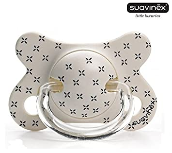 Amazon.com : SUAVINEX ANATOMICAL TEAT, FUSION, SILICONE Pacifier ...