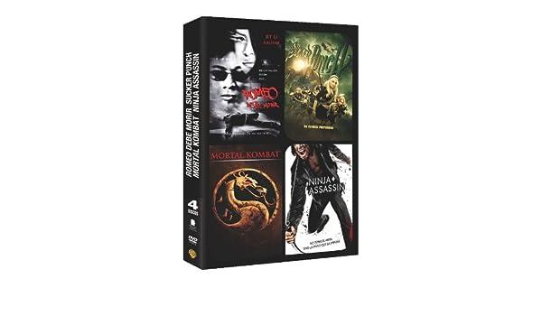 Pack: Ninja Assassin + Sucker Punch + Mortal Kombat + Romeo ...