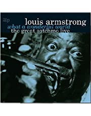 What A Wonderful World: Great Satchmo Live (180G)