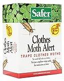 Safer Brand Clothes Moth Alert Trap (2 Traps)