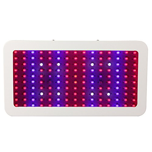 51GbWM7adSL - LED Grow Light 1500W Morsen Full Spectrum Growing Lamp Double-Chips 10W LED Indoor Plant Lamp For Greenhouse Hydroponic Vegetables Growth