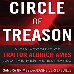 Circle of Treason Audiobook