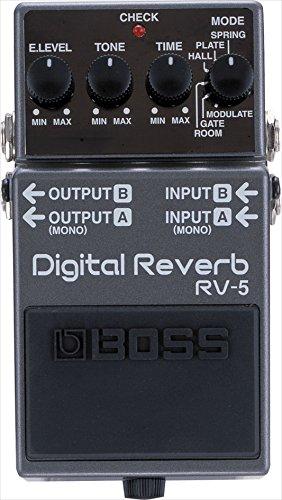 BOSS Audio RV 5 Digital Reverb