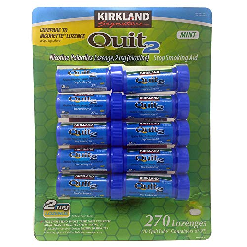 Kirkland Signature Smoking Cessation Products - Best Reviews Tips