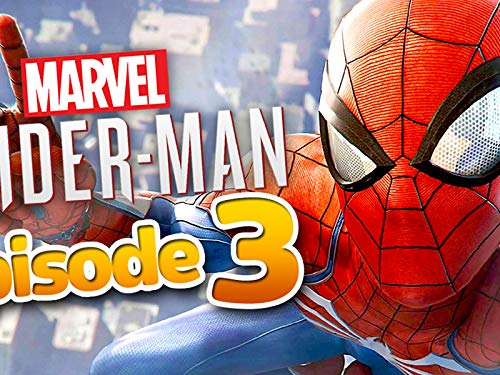 Clip: New Enemies! Meeting Mary Jane! (The Amazing Spider Man Game Part 2)
