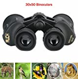 New High Definition Day/Night 30x50 Military HI-DEF HD Binoculars Optics Camping
