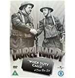 Laurel And Hardy: When Duty Calls Collection