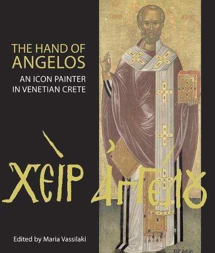 Download The Hand of Angelos: An Icon Painter in Venetian Crete PDF