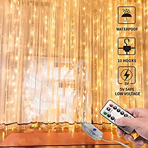 Amazon Giveaway Gytf Curtain Lights
