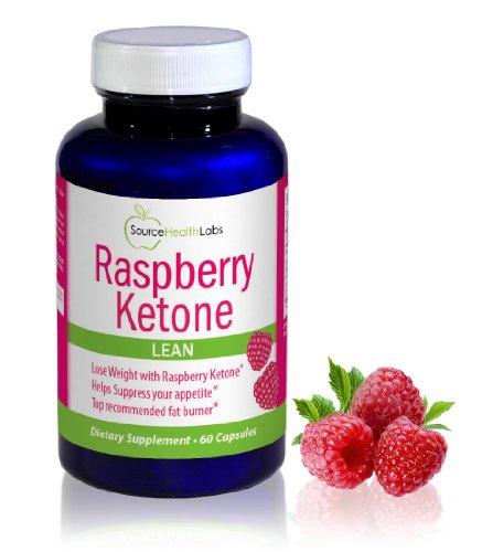 Cétone framboise Diet Pills Supplément - 100% Natural Weight Loss - Prime framboise contrôle de l'appétit de cétone et Fat Loss Formula (60 capsules)