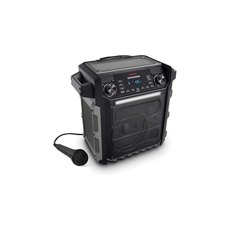 ION Pathfinder II Rugged Bluetooth Porta