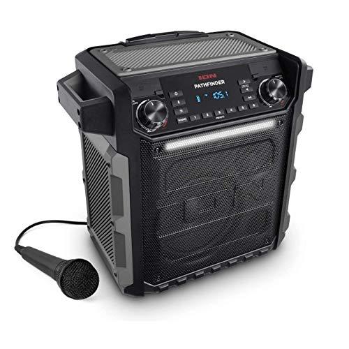 Ion Pathfinder II Rugged Bluetooth Portable Speaker (Tailgate Radio)