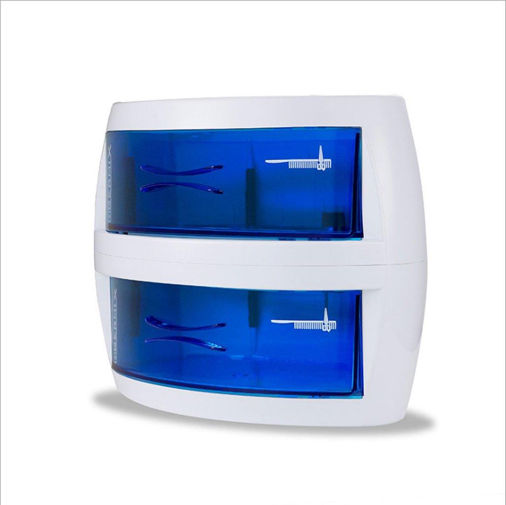 Sterilisator Doppel-UV-Desinfektionsschrank fü r Scheren, Babyflaschen, Spielzeug, Handtü cher und andere Kleinigkeiten Sterilisator