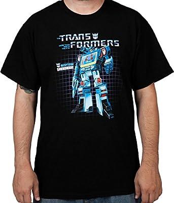 80sTees.com Men's Soundwave Shirt