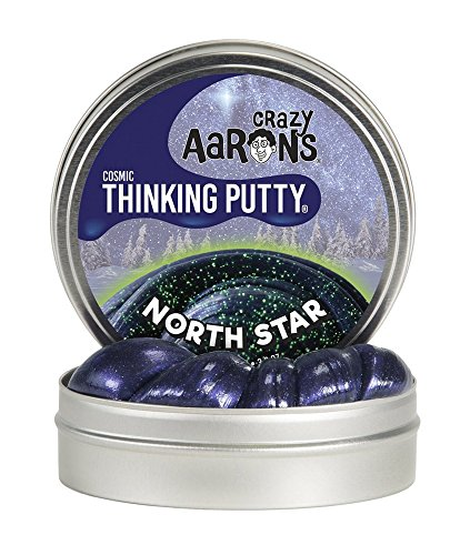 Crazy Aaron's Thinking Putty, 3.2 Ounce, North Star