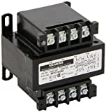 Siemens MT0100M Industrial Power Transformer, Domestic, 240 X 480 Primary Volts 50/60Hz, 120 X 240 Secondary Volts, 100VA Rating