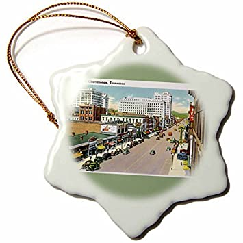 Amazoncom Christmas Ornament BLN Vintage US Cities and States