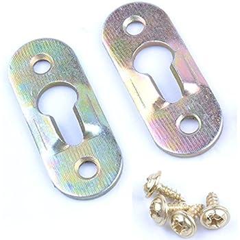 Platte River 893459 Picture Framing Hardware Keyhole