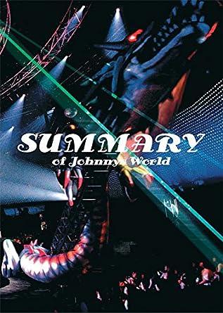 amazon co jp summary of johnnys world dvd dvd ブルーレイ