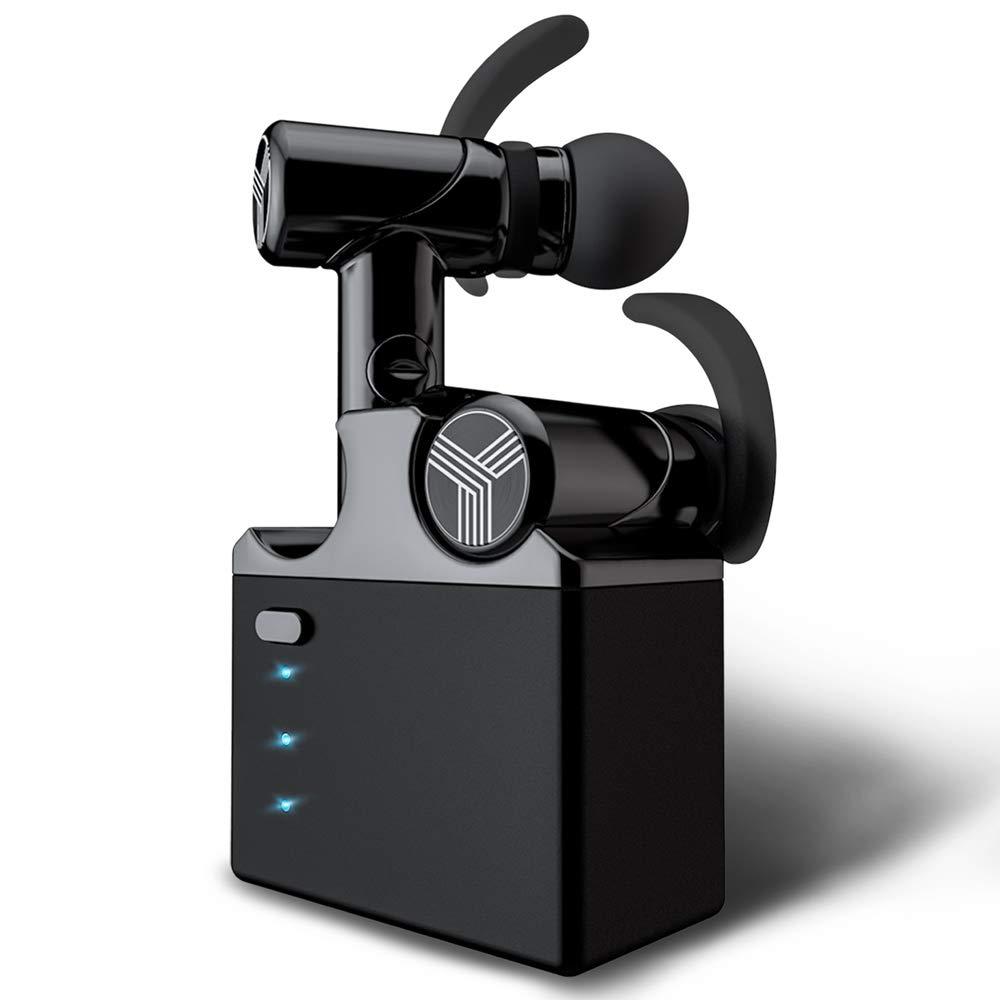 TREBLAB X2 – Revolutionary Bluetooth Earbuds with Beryllium Speakers, True 3D Sound Quality. Phone Calls Microphone Renewed