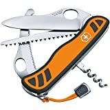 Canivete Suíço Victorinox Hunter XT Laranja/Preto One Hand 111 mm 0.8341.MC9