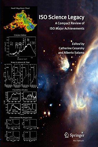 ISO Science Legacy: A Compact Review of ISO Major Achievements (Space Science Reviews) (V. - European New Optical York