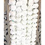 Nexxa-5-ft-Long-Pack-of-10-Pink-and-White-Artificial-Marigold-Flower-Garlands-for-use-in-Home-parties-Diwali-Ganesh-Fest-Decor-Celebrations-Indian-weddings-Indian-Themed-Event-House-Decorations