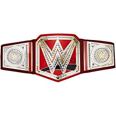 WWE Motion-activated Universal Championship: Toys & Games