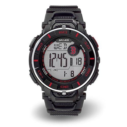 (MLB Boston Red Sox Men's Sparo Power Digital Watch)