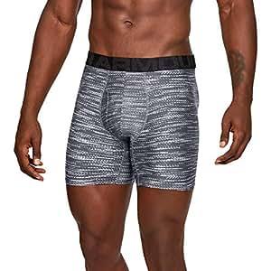 Under Armour Mens Underwear 1333570-P, Mens, Underwear, 1333570, Steel, 3X-Large