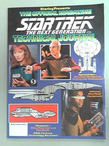 Generation Technical Journal (Star Trek Generations Uniform)