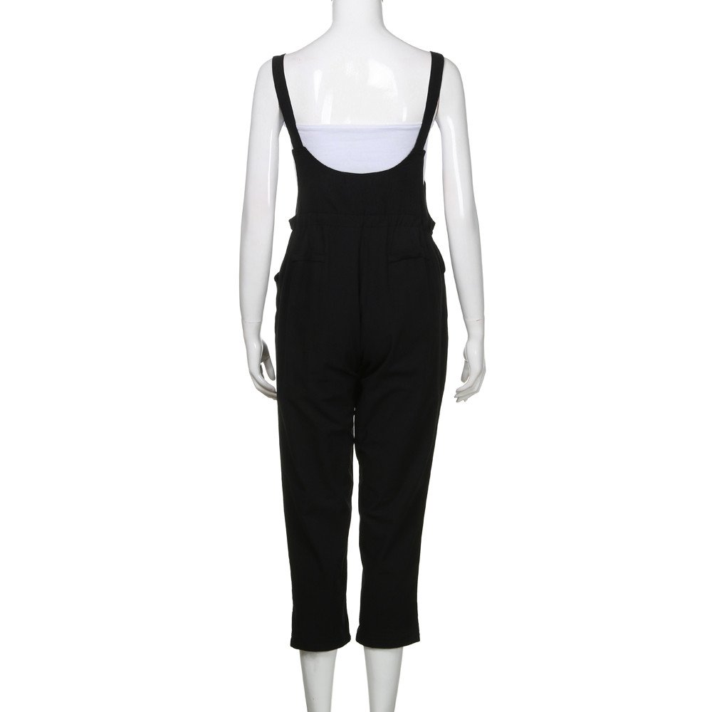 Amazon.com: Kehen Mujeres Casual Jumpsuits Overalls Baggy ...