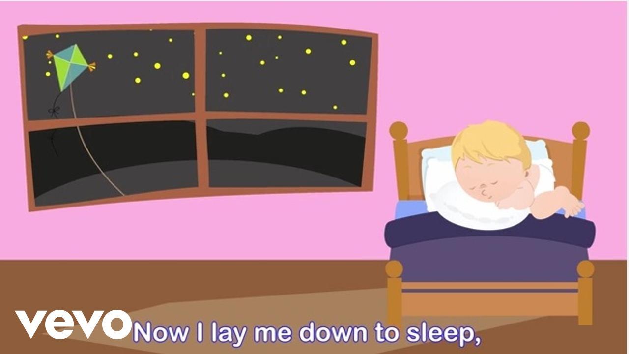 Now I Lay Me Down To Sleep (with Lyrics)