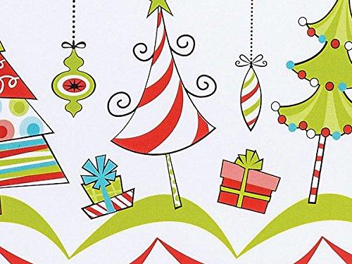 Amazon.com: Reindeer And Snowflakes Christmas Holiday Gift