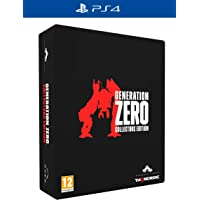 Generation Zero Collector's Ed. - Collector's - PlayStation 4