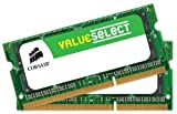 Corsair 16 GB (2x8 GB) DDR3 1600MHz (PC3 12800) Laptop Memory 1.5V