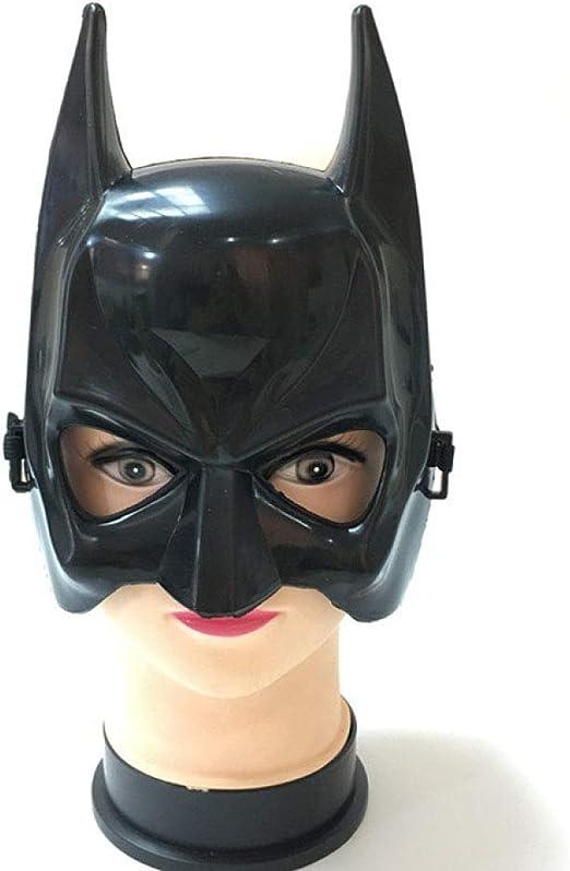 SEJNGF Máscara De Batman, Disfraz De Adulto De Plástico Disfraces ...