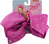 #9: JoJo Siwa Large Cheer Hair Bow (Berry)