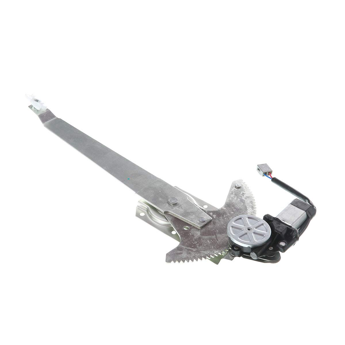A-Premium Power Electric Window Regulator with Motor for Ford Bronco F Super Duty F-100 F-150 F-250 F-250 HD F-350 F53 F59 1980-1997 Front Driver Side
