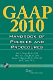 img - for GAAP Handbook of Policies and Procedures (w/CD-ROM), 2010 book / textbook / text book