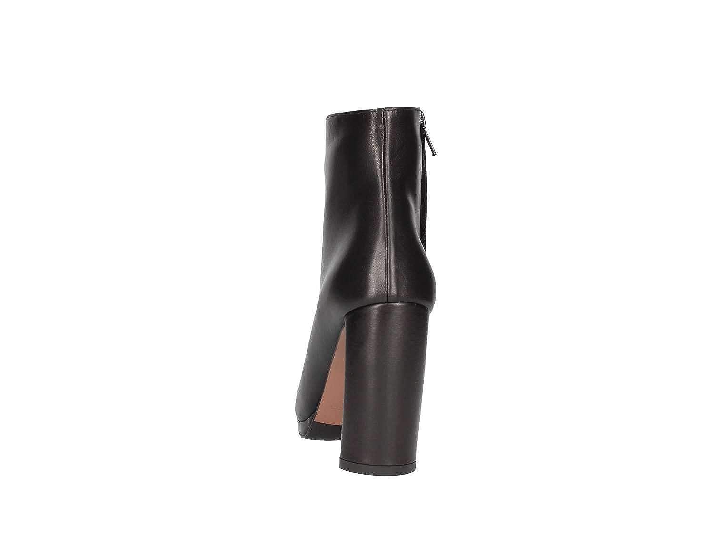 Albano 8130 Botines Bajos Mujer Negro 40: Amazon.es: Zapatos y complementos